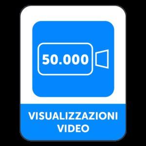 50.000 VISUALIZZAZIONI VIDEO FACEBOOK