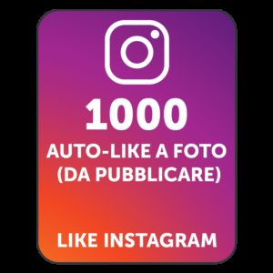 1000 AUTOLIKE INSTAGRAM