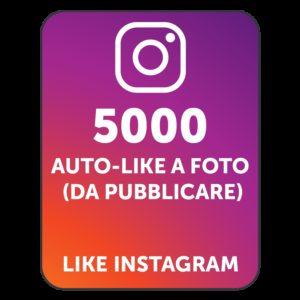 5000 AUTOLIKE INSTAGRAM
