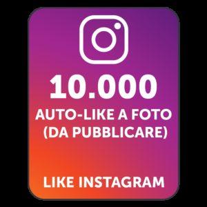 10.000 AUTOLIKE INSTAGRAM