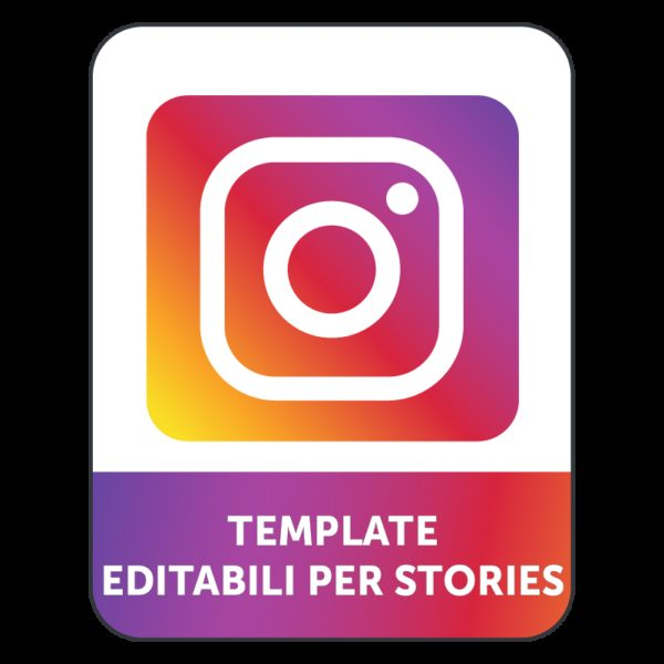 TEMPLATE PER LE TUE STORIES!