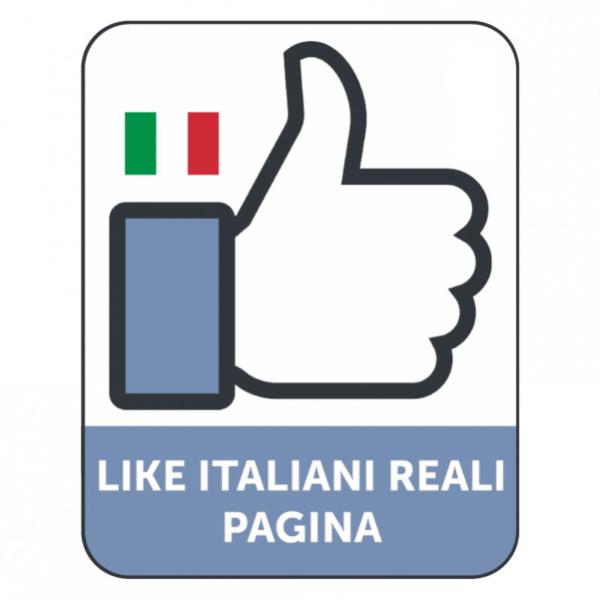 MI PIACE ITALIANI FACEBOOK