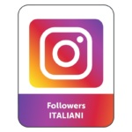 CAMPAGNA FOLLOWERS INSTAGRAM ITALIANI