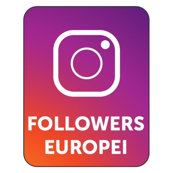 FOLLOWERS INSTAGRAM EUROPEI